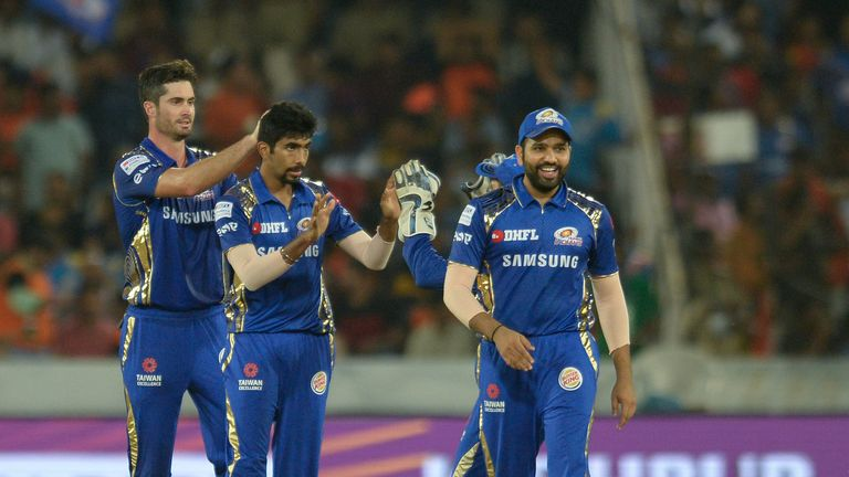 Mumbai Indians are targeting a first win of IPL 11 (Credit: AFP)