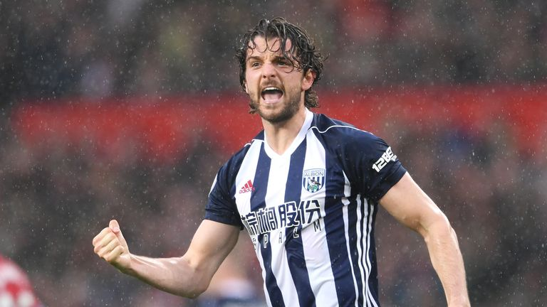 Burnley are looking to improve their squad by signing Jay Rodriguez from West Brom