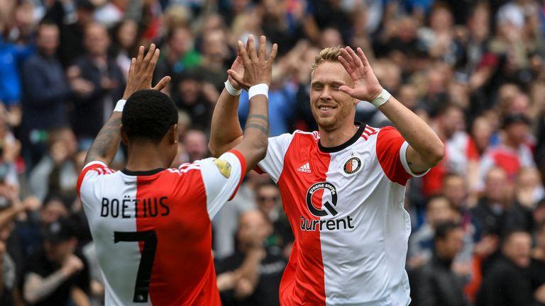 Nicolai Jorgensen's goal pushed FC Twente closer to relegation