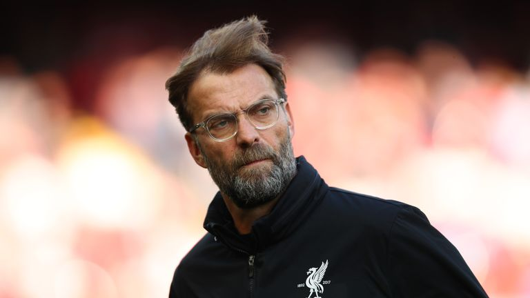 Jurgen Klopp has lost six out of seven major finals as a manager