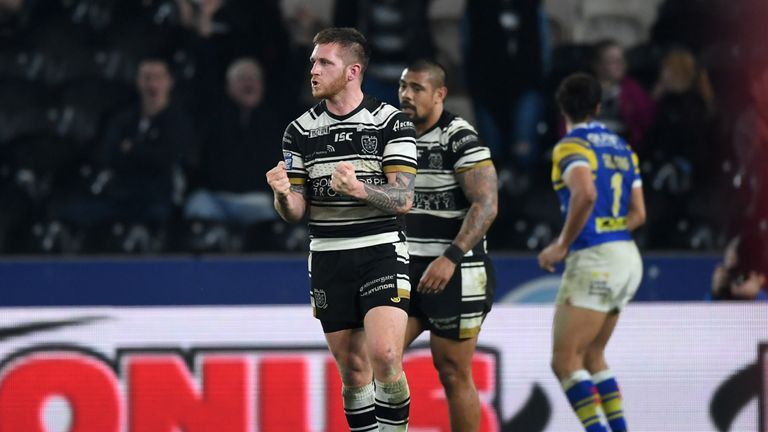 The victory did come at a cost, however, with Marc Sneyd picking up a knee injury
