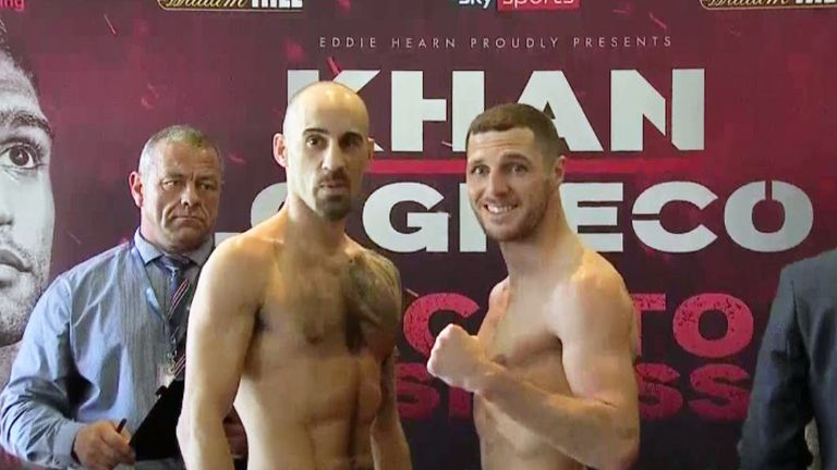 Sean Dodd and Tommy Coyle were in good spirits again