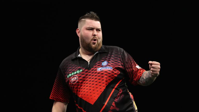 Michael Smith has got a 'real chance' according to Mardle