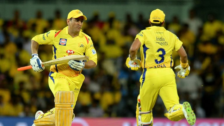 MS Dhoni has been in imperious form for Chennai Super Kings (Credit: AFP)