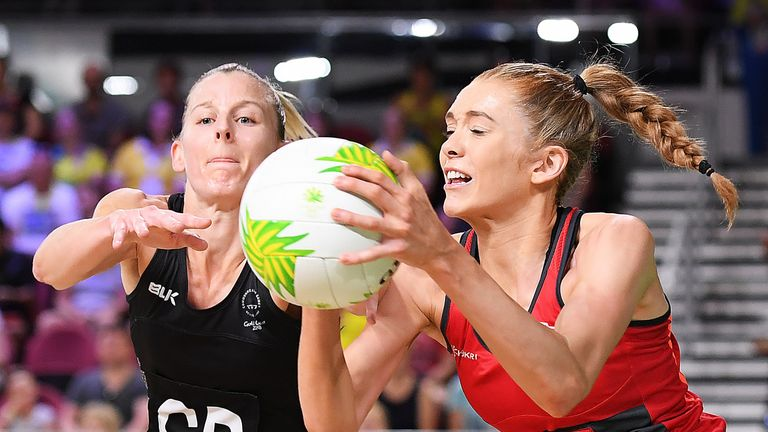 New Zealand missed out on a podium finish at the Commonwealth Games for the first time