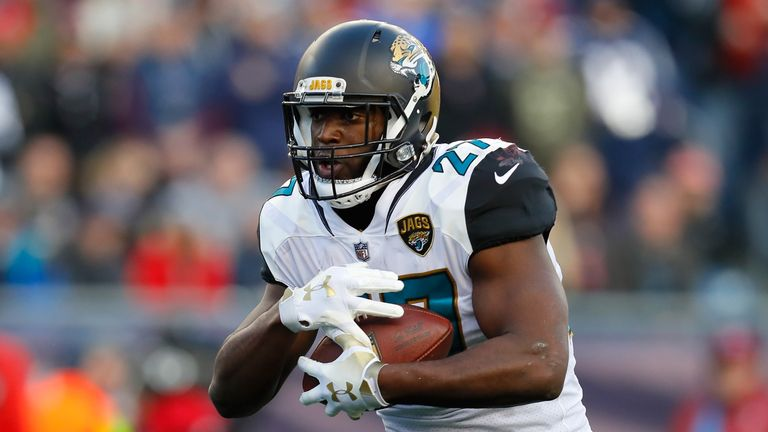 Leonard Fournette helped turn around the fortunes of the Jags in 2017