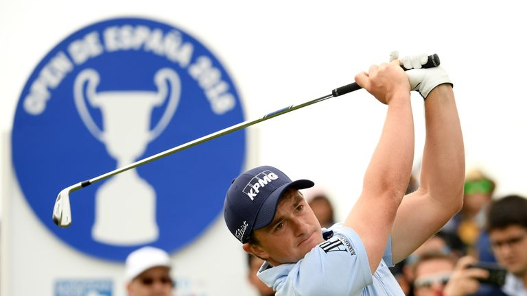 Dunne birdied the 15th and 18th to post a one-under 71 on Sunday