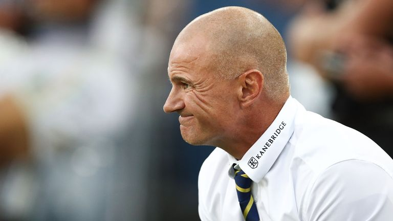 Eels boss Brad Arthur has labelled the situation 'desperate'