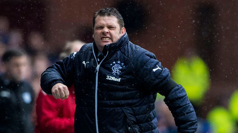 Current boss Graeme Murty is expected to have his future clarified in the coming days
