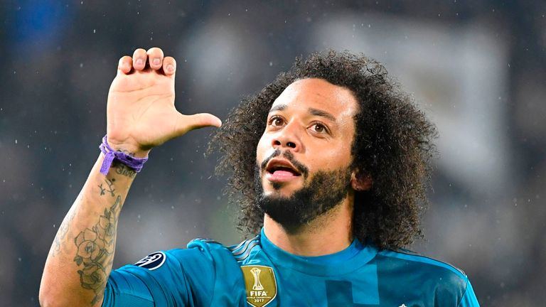 Could Real left-back Marcelo be joining Juve in January?