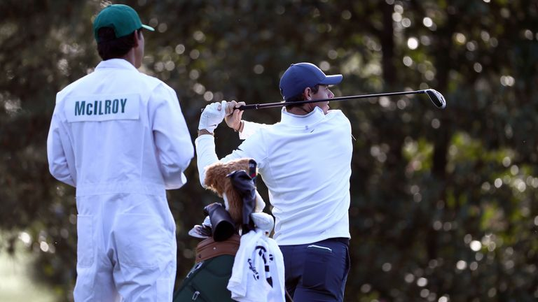 McIlroy finished tied-seventh in last year's tournament
