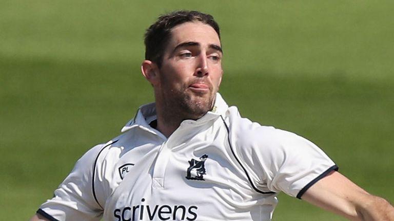 Ryan Sidebottom helped Warwickshire thrash Northants