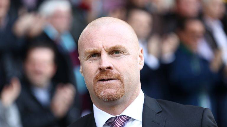 Sean Dyche is at long odds to take over at Everton