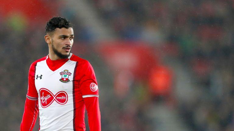 Bordeaux reportedly want Southampton's Sofiane Boufal