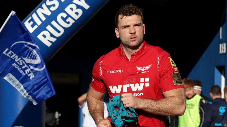 Tadhg Beirne faces former club Leinster in a Champions Cup semi-final in Dublin. Can he turn the tables on them again?