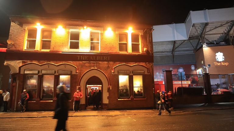 Liverpool fan Sean Cox was attacked outside Anfield ahead of the Champions League semi-final against Roma