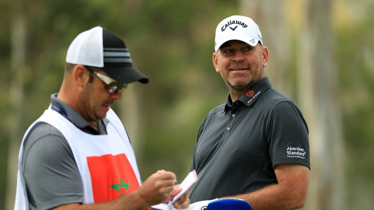 Bjorn has posted five top-10s at The Open
