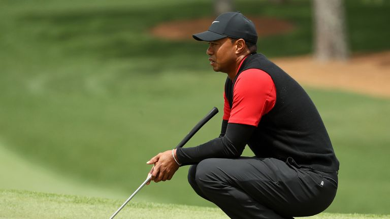 Woods is now likely to take a break for three to four weeks