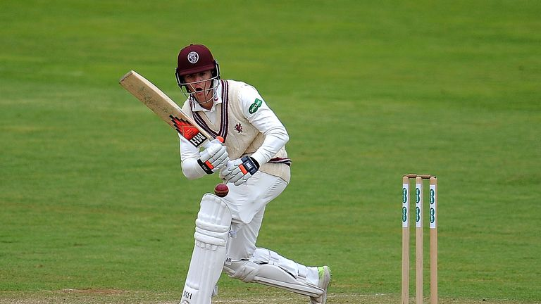 Somerset's Tom Abell has skippered Somerset to back-to-back wins to start the season
