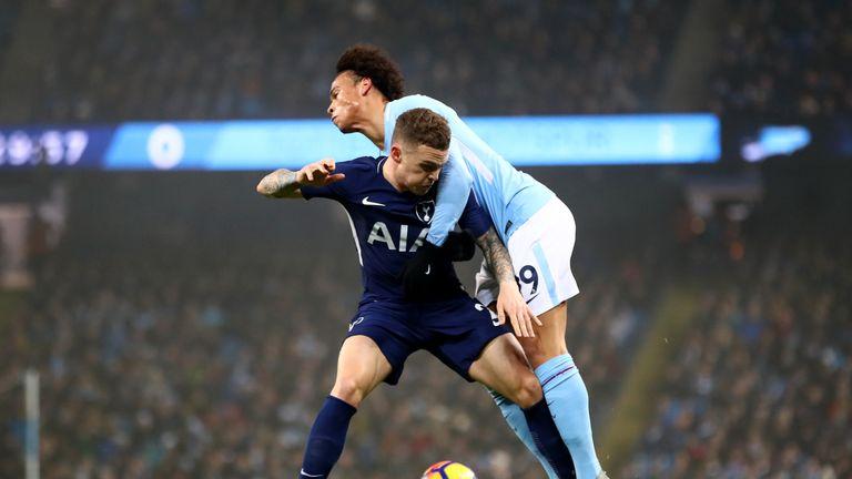 Tottenham must put the pressure on Man City this Saturday, says Jamie Redknapp
