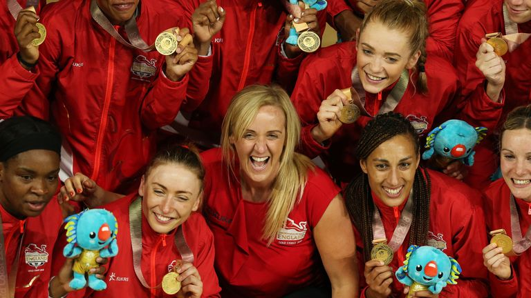 England head coach Tracey Neville is set to expose her younger Roses stars against Uganda on home soil