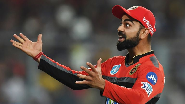 Virat Kohli took over the reigns as RCB captain in 2013 (Credit: AFP)