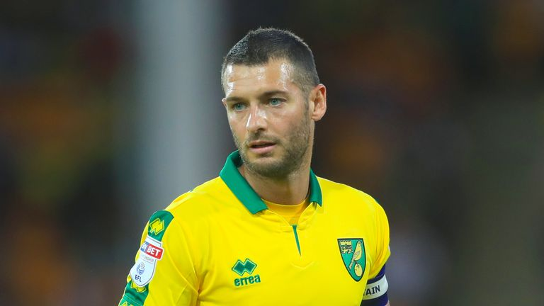 Wes Hoolahan left Norwich after 10 seasons at Carrow Road