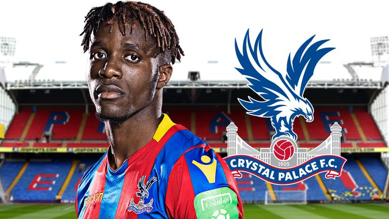 Wilfried Zaha has been at the centre of a diving storm