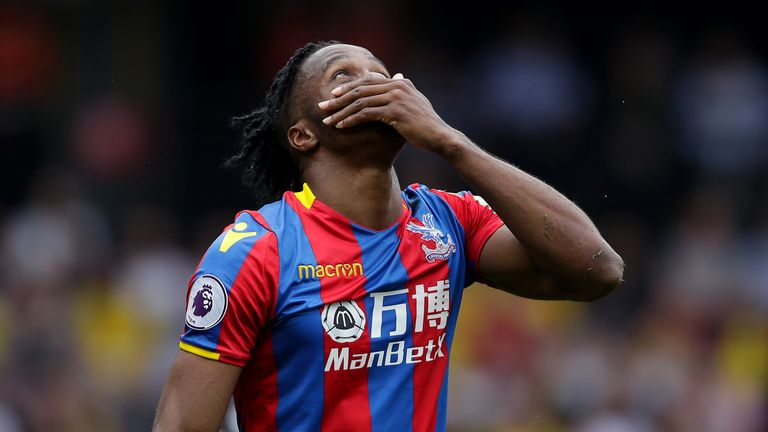 Wilfried Zaha has more yellow cards for simulation since the start of the 2015/16 season than any other Premier League player