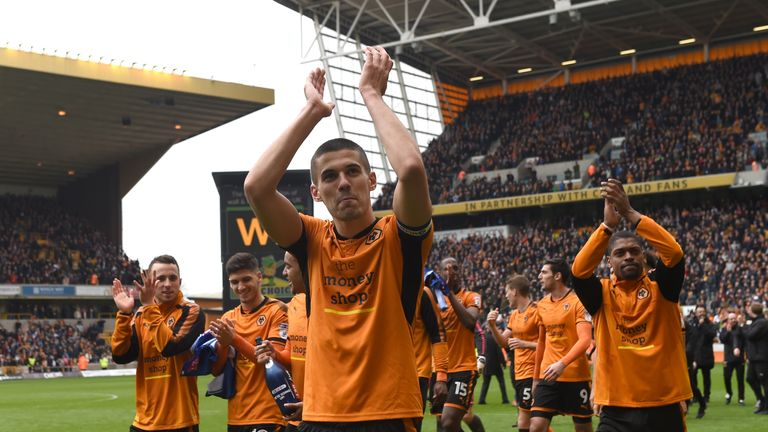 Wolves have secured promotion to the Premier League