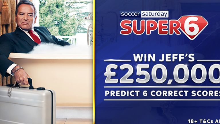 Play Super 6- win 250k