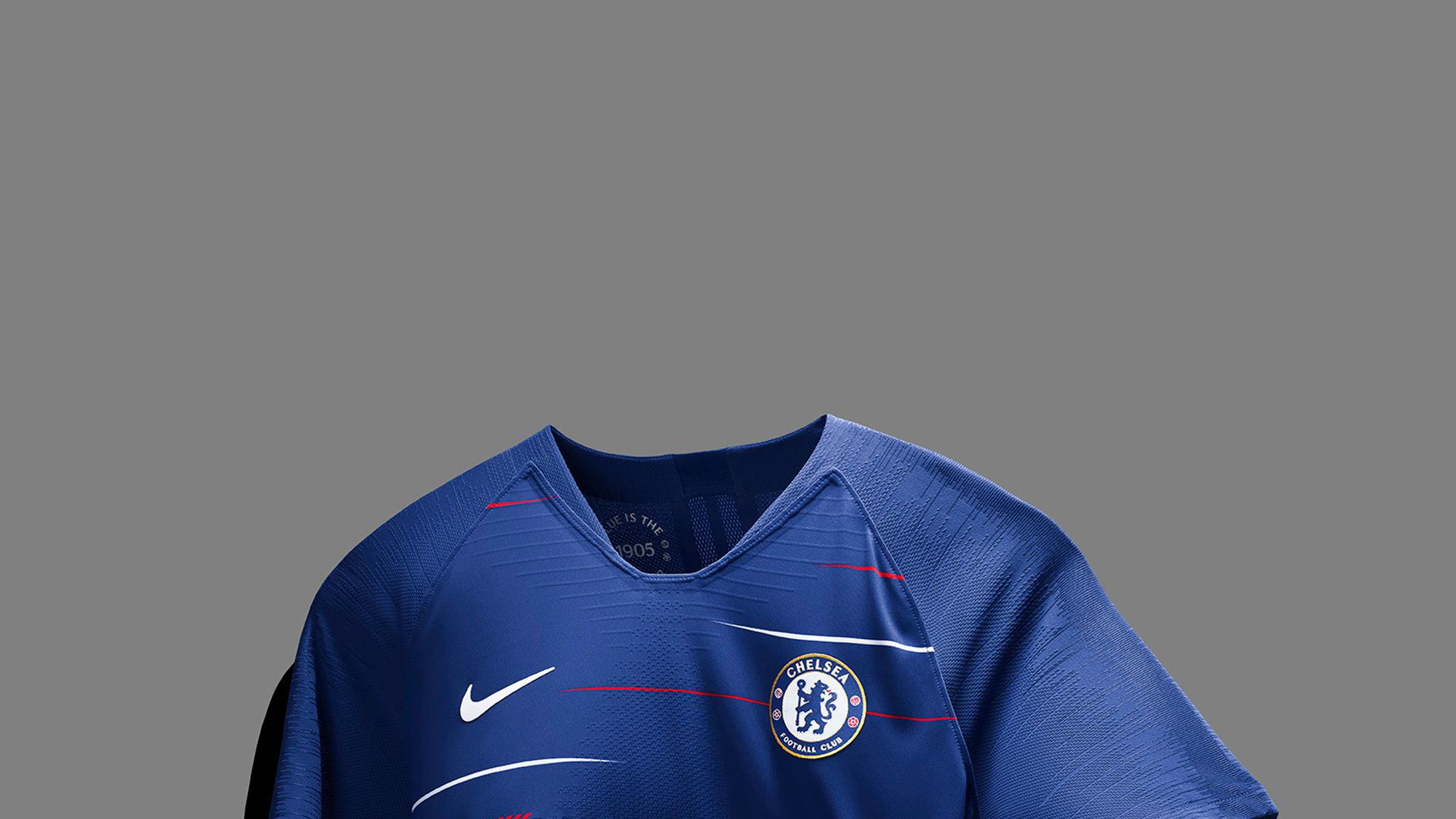 big sale ef4f3 69a9b Chelsea unveil new home kit for 2018/19 season | Football ...