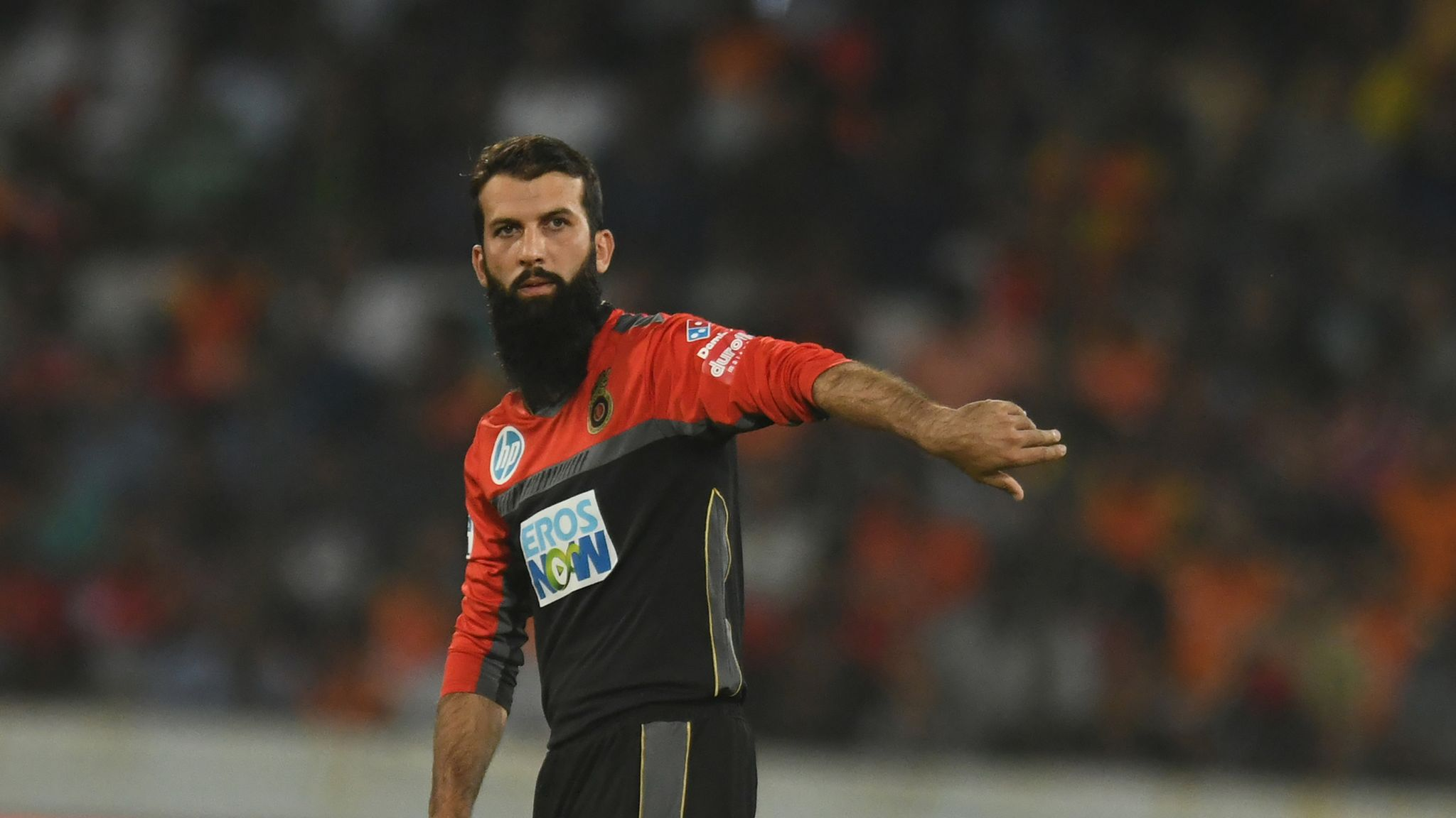 Moeen Ali stars in losing cause for Royal Challengers Bangalore in IPL | Cricket News | Sky Sports