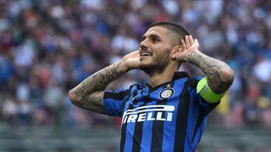 fifa live scores - Euro Paper Talk: Doubts over Mauro Icardi's future at Inter Milan