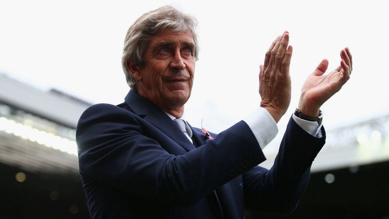 West Ham boss Manuel Pellegrini has already brought in French centre-back Issa Diop this summer