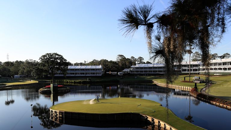 The iconic 17th could be even trickier in March