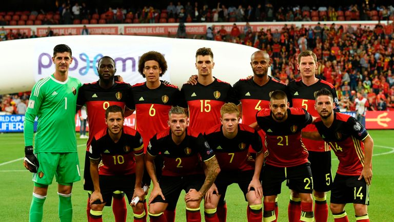 Belgium will need to develop another generation of players very soon
