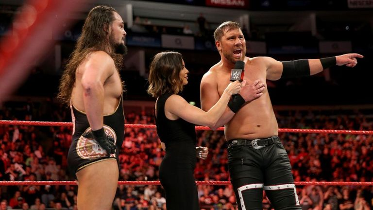Bo Dallas and Curtis Axel - rechristened as The B Team - picked up a big win