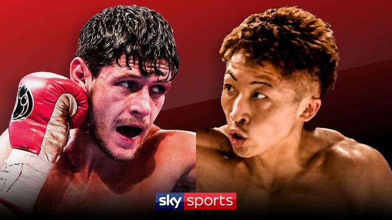 Jamie McDonnell vs Naoya Inoue will be live from Tokyo on Sky Sports Action from 1pm on Friday
