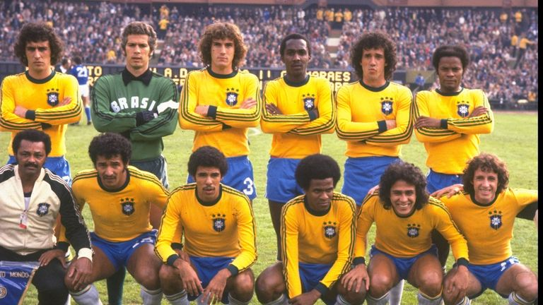 Even Brazil could not inspire the entertaining football they are known for in 1978