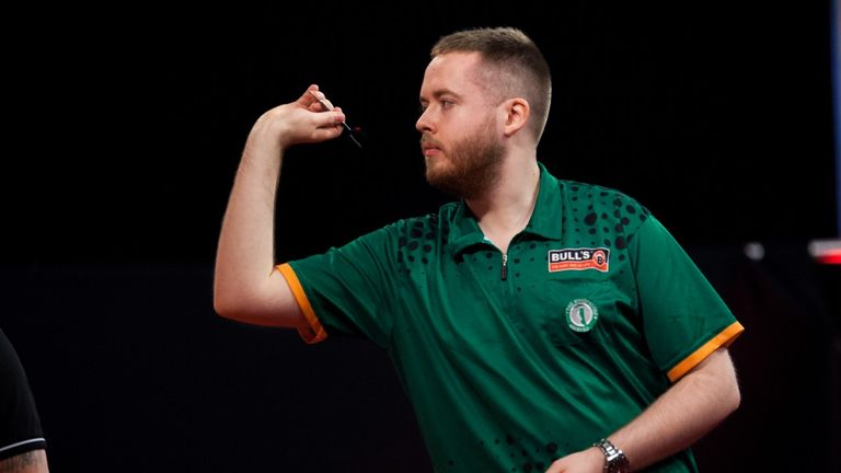 Steve Lennon will also make his bow in Dublin after a year that has featured his first PDC final