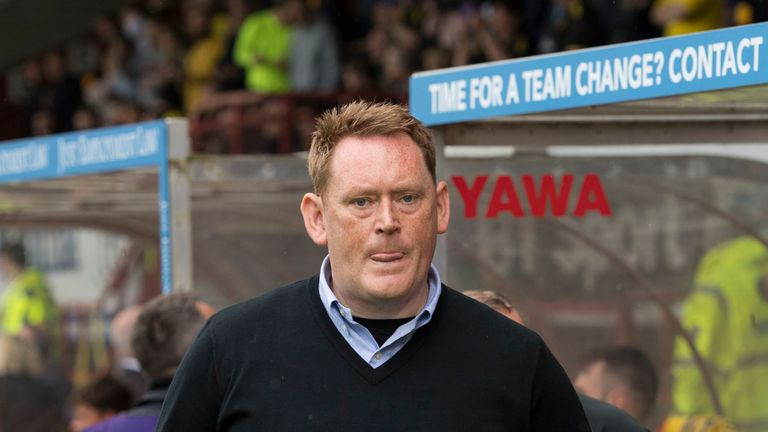 David Hopkin led Livingston to back-to-back promotions