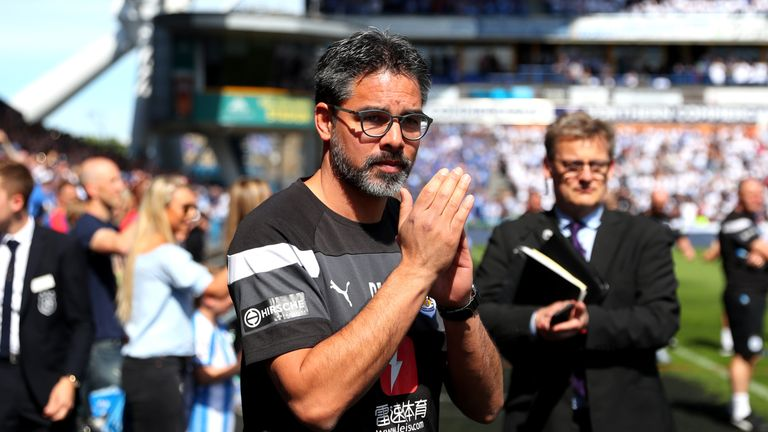 Manager David Wagner thinks Adama Diakhaby is a 'typical Huddersfield signing'