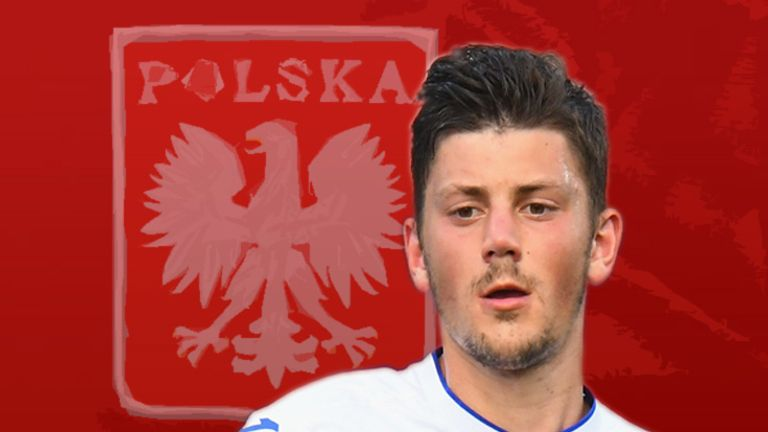 Dawid Kownacki is following in the footsteps of Robert Lewandowski