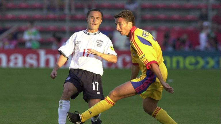 Dennis Wise won 21 caps for England