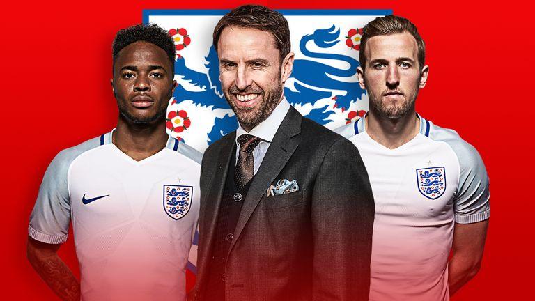 England squad announcement - Hero image