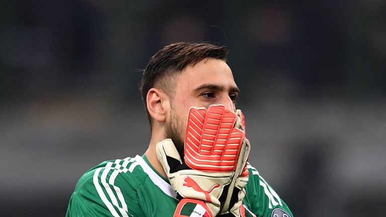The future of Gianluigi Donnarumma could be in doubt after UEFA's announcement