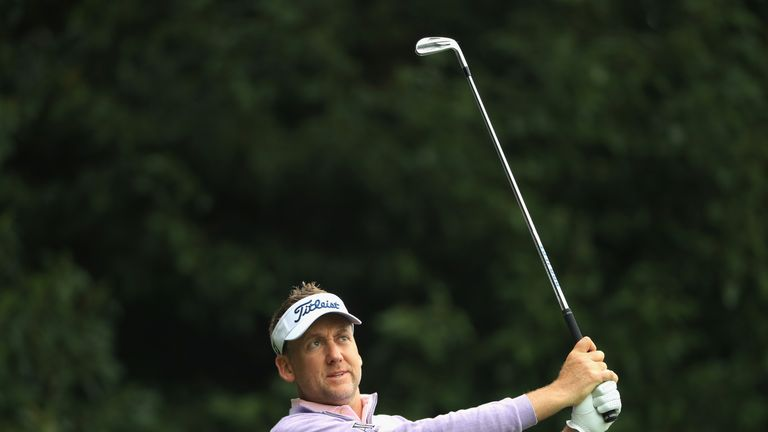 Poulter heads in to the week as world No 27