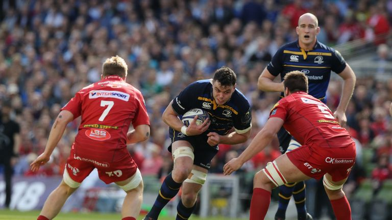 Leinster's James Ryan has posted the most remarkable debut season as a professional