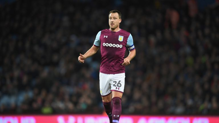 John Terry could find himself playing in the Premier League next season or looking for a job in management